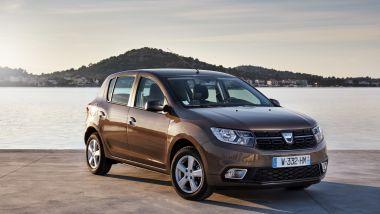 Listino prezzi Dacia Sandero
