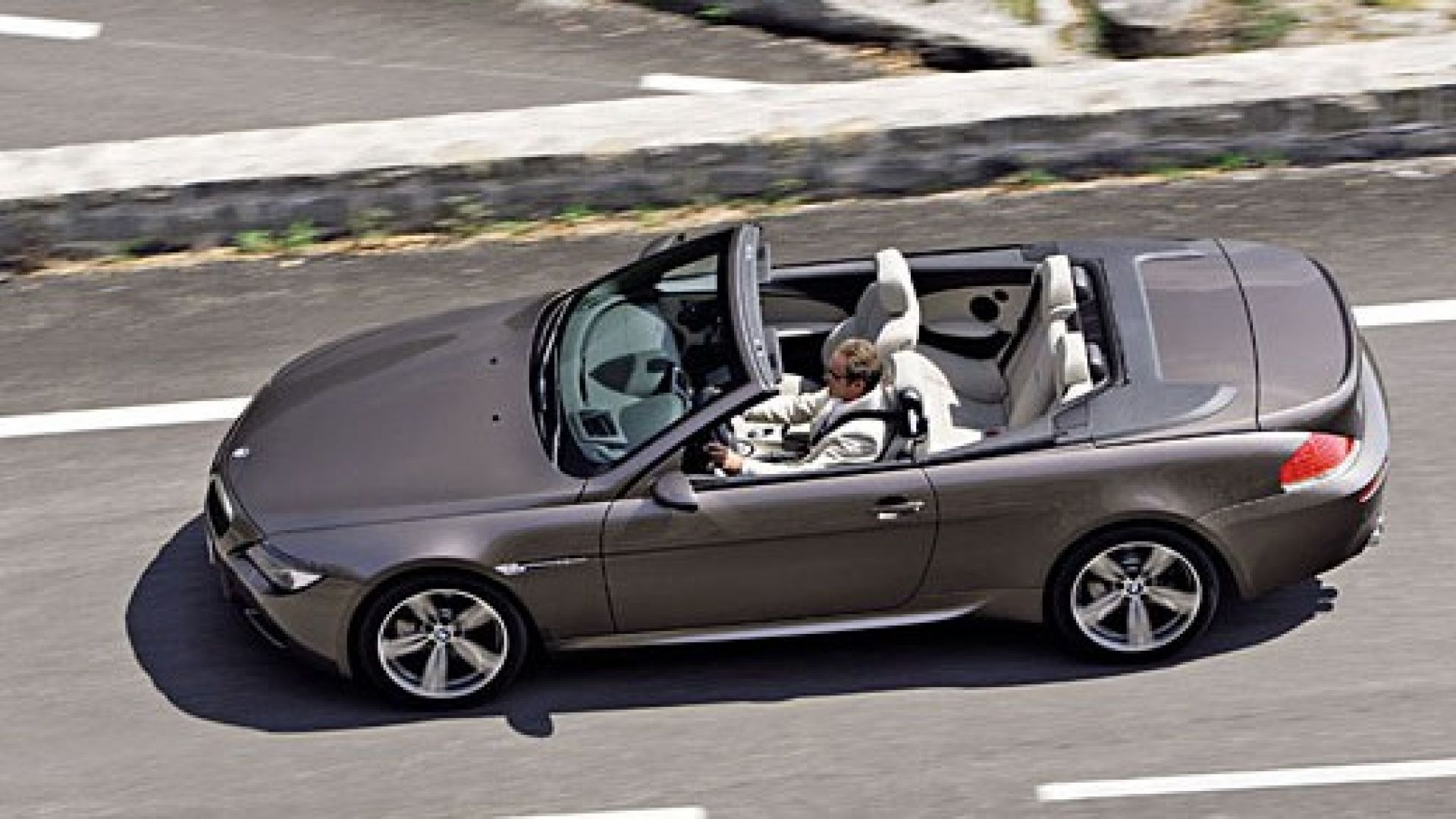 Anteprima Bmw M6 Cabrio Motorbox