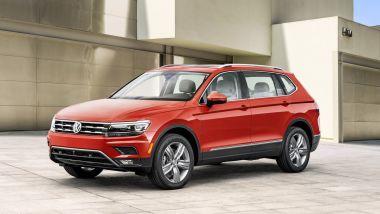 Listino prezzi Volkswagen Tiguan Allspace