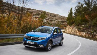 Listino prezzi Dacia Sandero Stepway