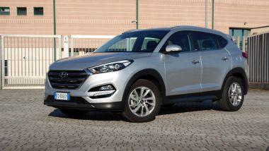 Listino prezzi Hyundai Tucson