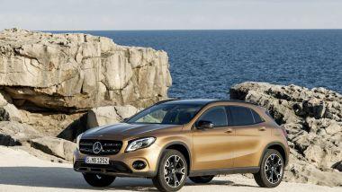 Listino prezzi Mercedes-Benz Classe GLA