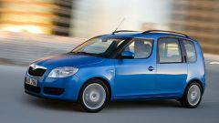 Skoda Roomster - Immagine: 14