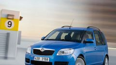 Skoda Roomster - Immagine: 15