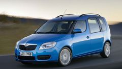 Skoda Roomster - Immagine: 16