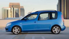Skoda Roomster - Immagine: 18