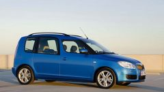 Skoda Roomster - Immagine: 19
