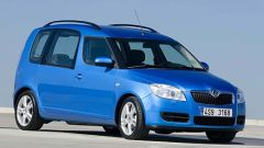 Skoda Roomster - Immagine: 20