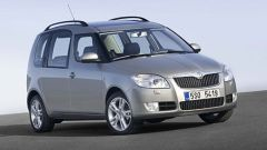 Skoda Roomster - Immagine: 23