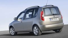 Skoda Roomster - Immagine: 24