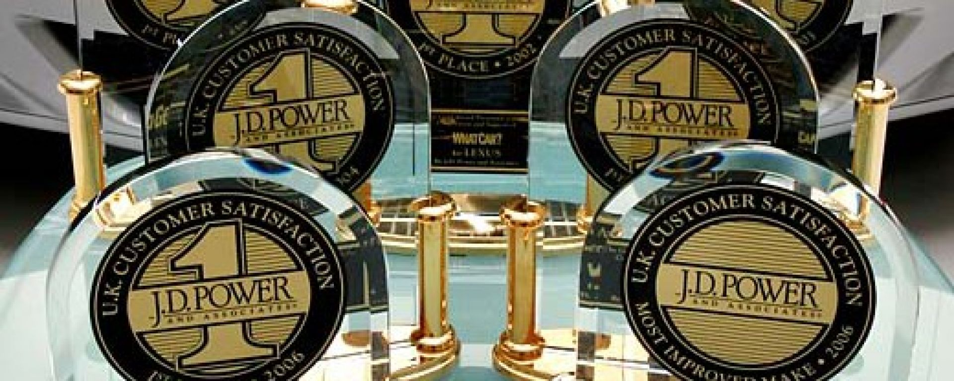 L'Oscar della soddisfazione: JD Power 2006