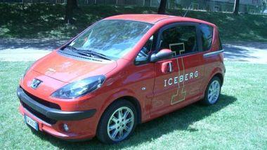 Listino prezzi Peugeot 1007