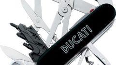 DUCATI: nuovi coltellini Victorinox - Immagine: 5