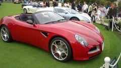 Alfa Romeo 8C Spider - Immagine: 2