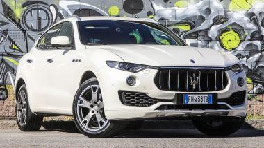 Listino prezzi Maserati Levante