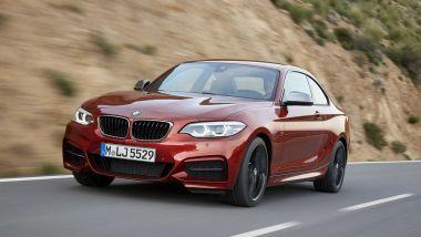 Listino prezzi BMW Serie 2 Coupé