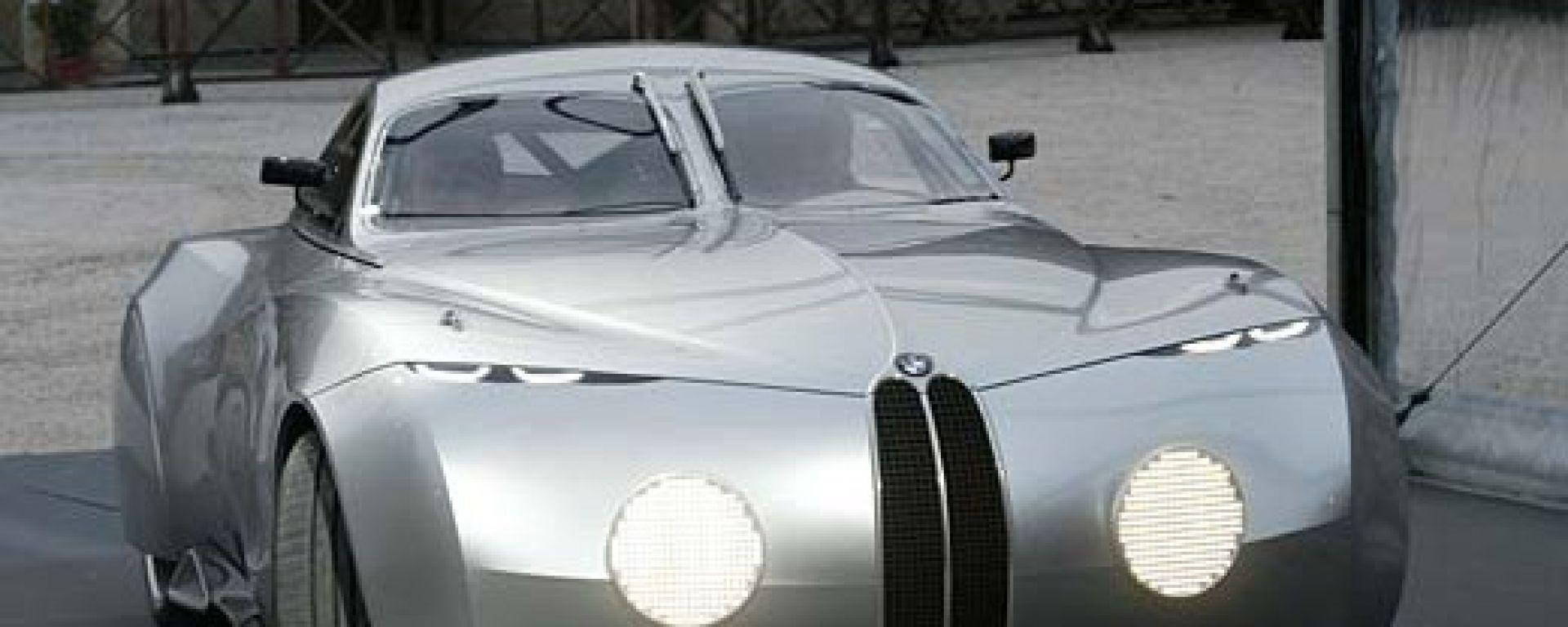 BMW Concept Coupé Mille Miglia 2006