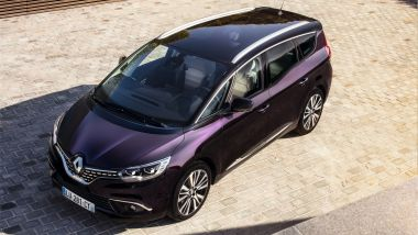 Listino prezzi Renault Grand Scénic