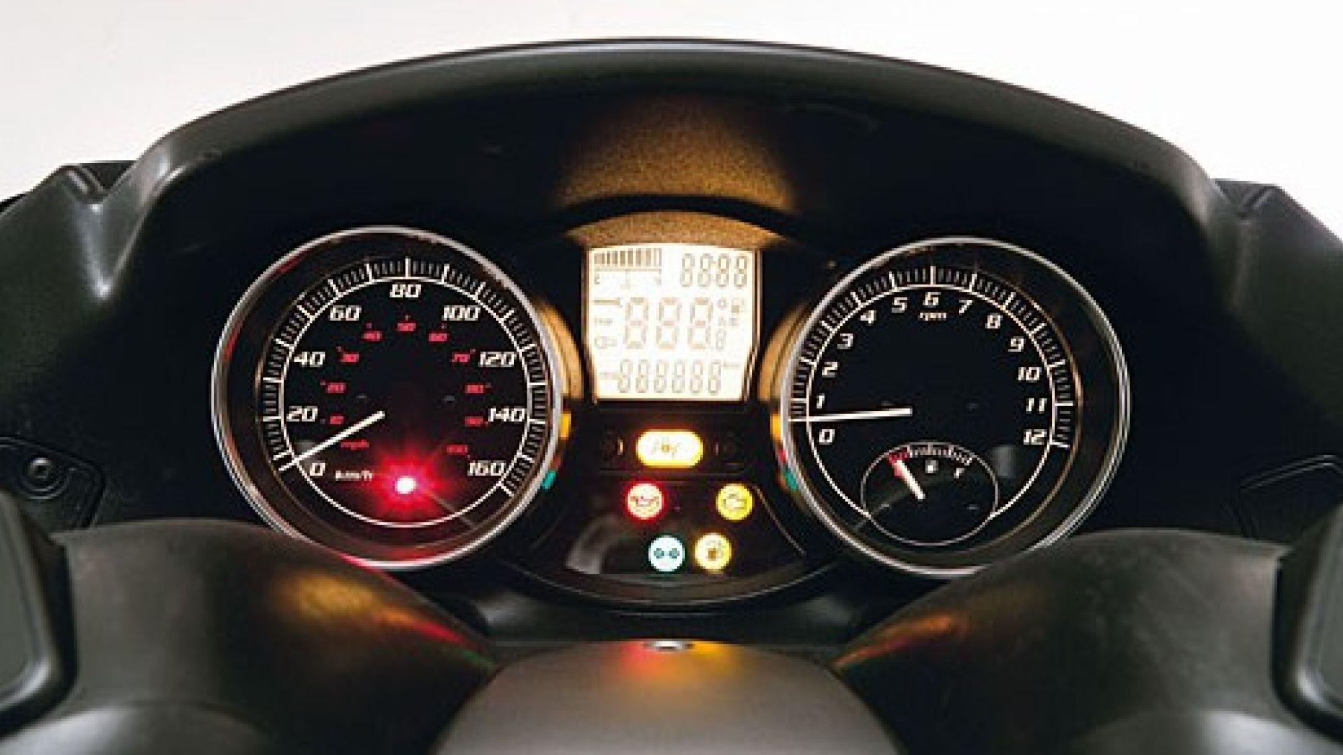 Immagine 9: Piaggio MP3, lo scooter con tre ruote