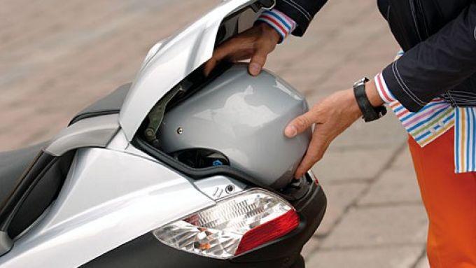 Immagine 20: Piaggio MP3, lo scooter con tre ruote