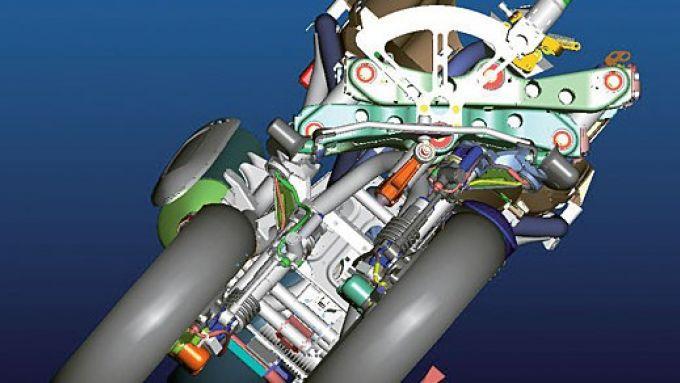 Immagine 23: Piaggio MP3, lo scooter con tre ruote