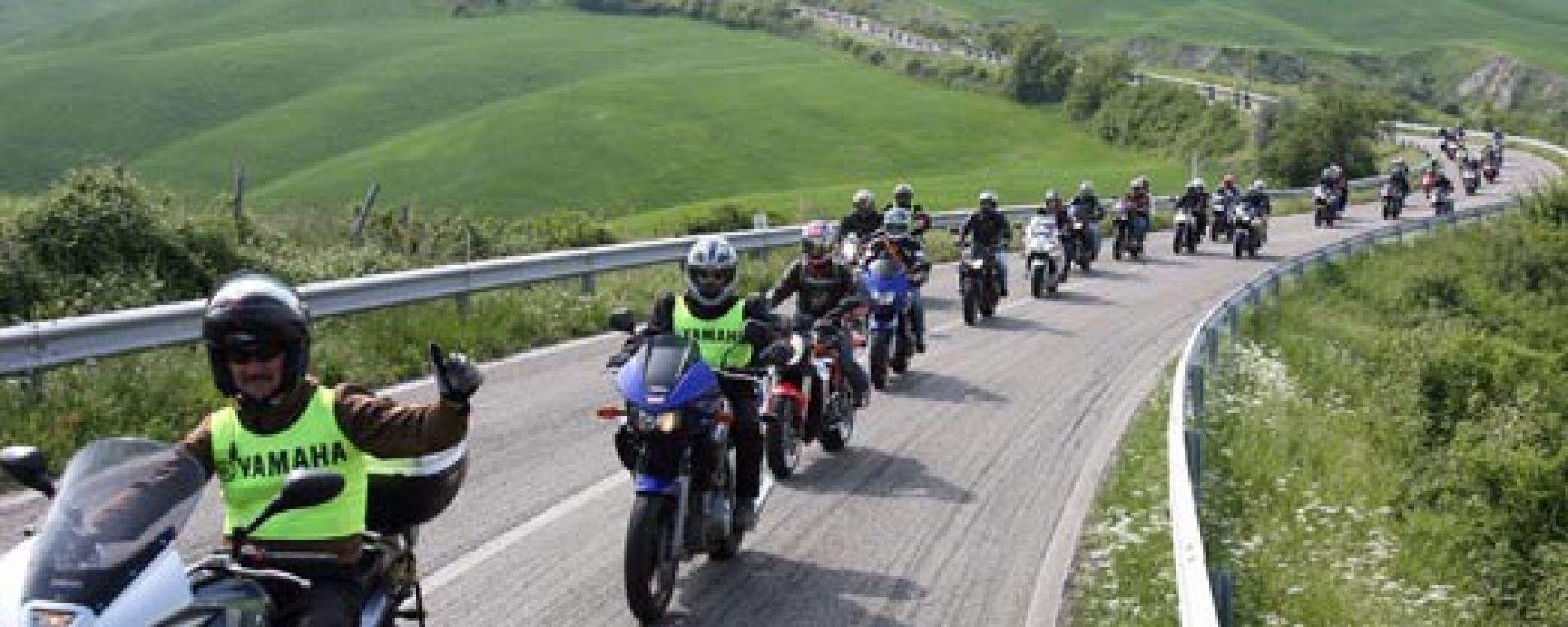 YAMAHA: Terre di Siena Ride 2006