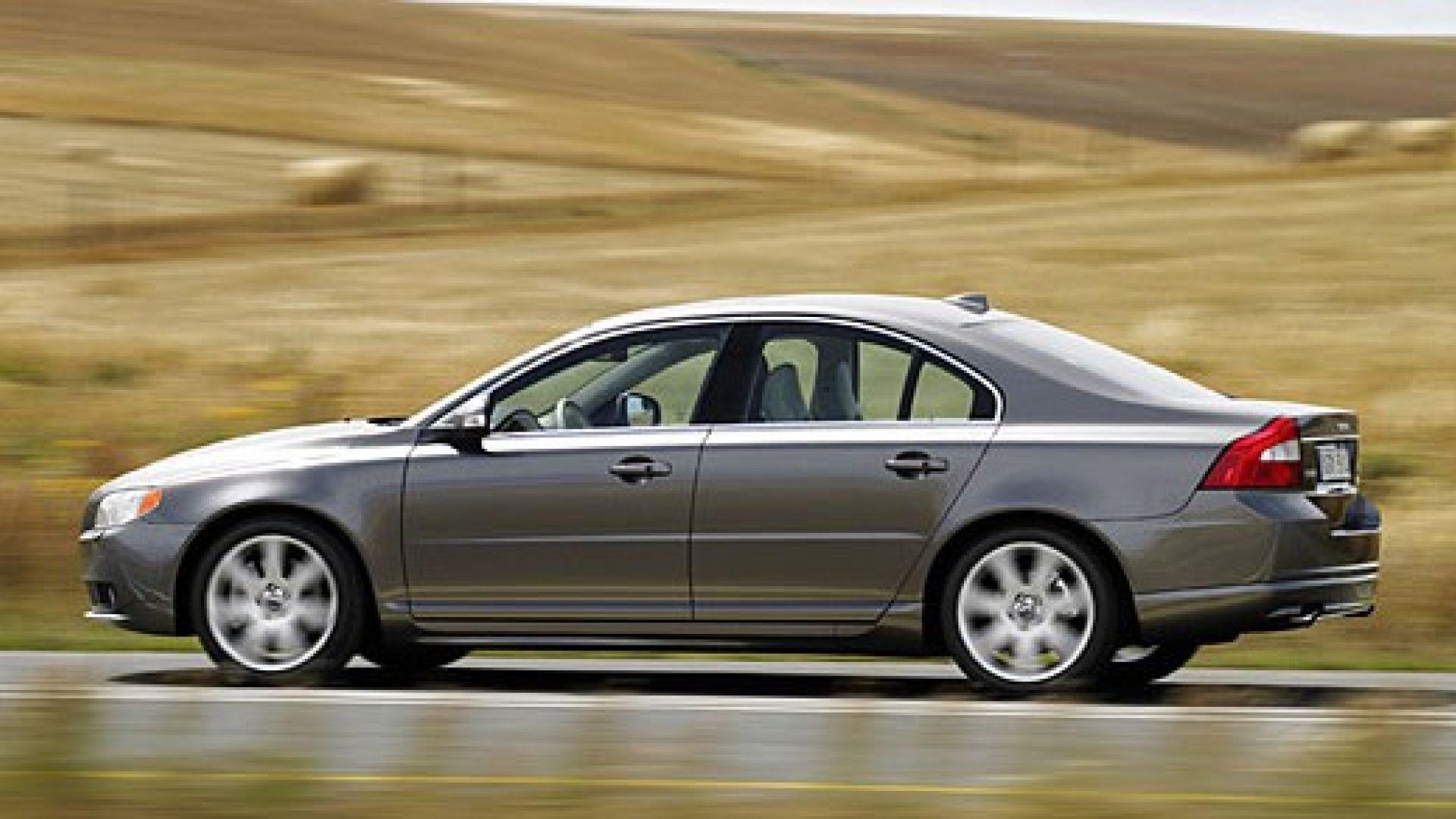 Immagine 2: Volvo S80 2006