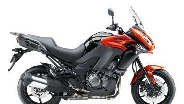 Listino prezzi Kawasaki Versys 1000