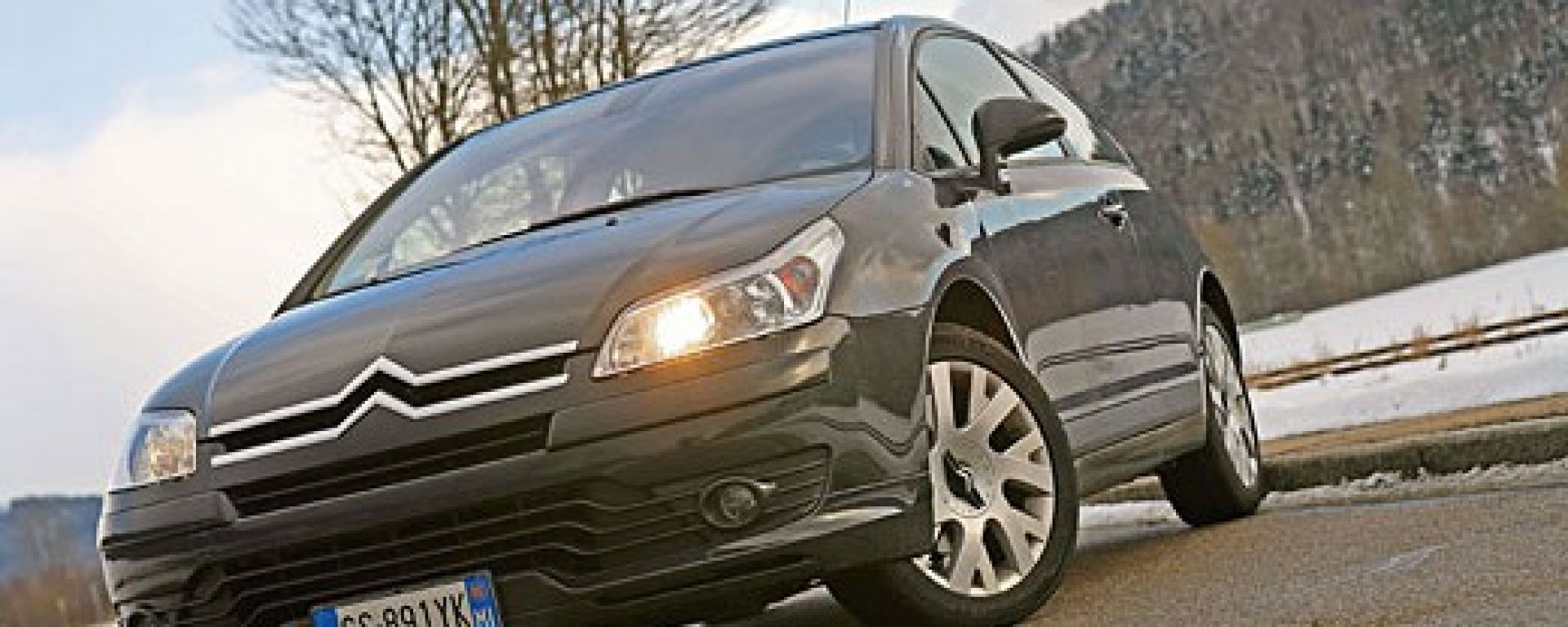 Citroën C4 Coupé 1.6 HDI