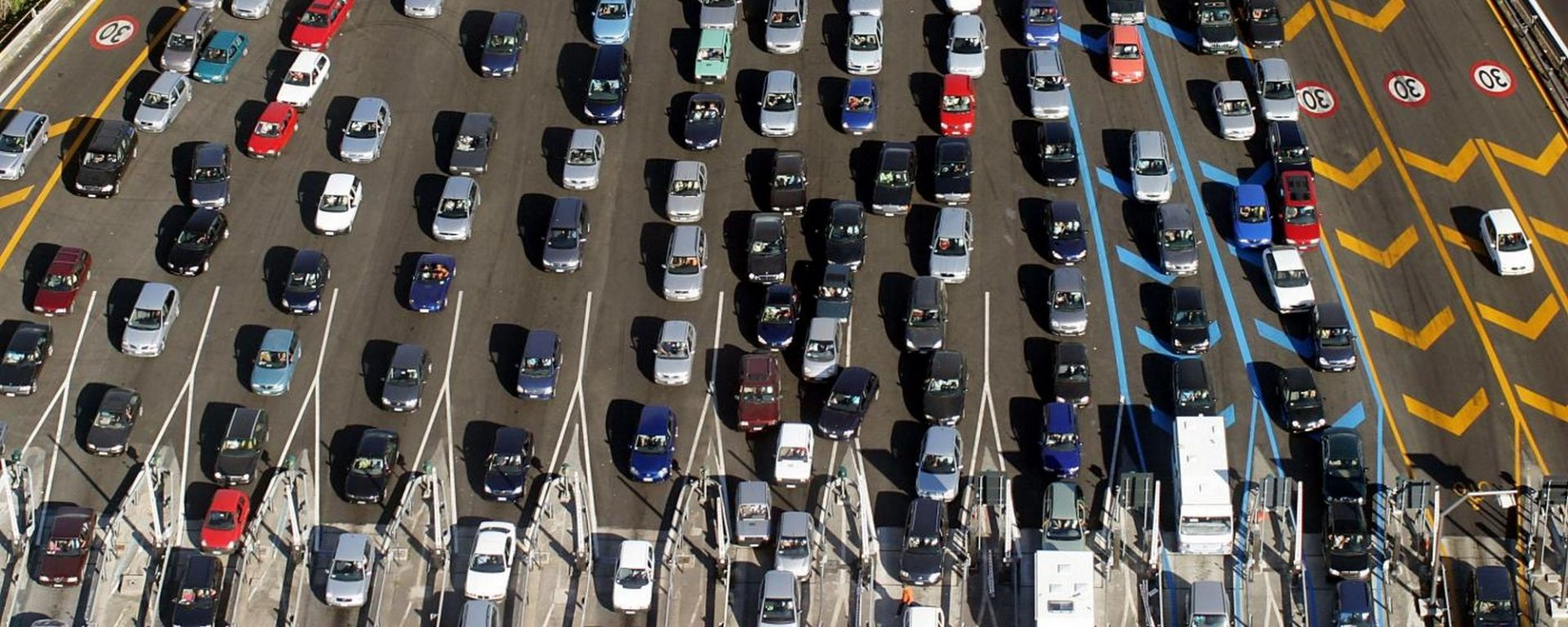 Evitare le code consultando le previsioni del traffico