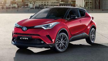 Listino prezzi Toyota C-HR