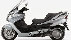 Suzuki Burgman 400 K7 - Immagine: 10