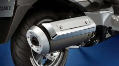 Suzuki Burgman 400 K7 - Immagine: 20