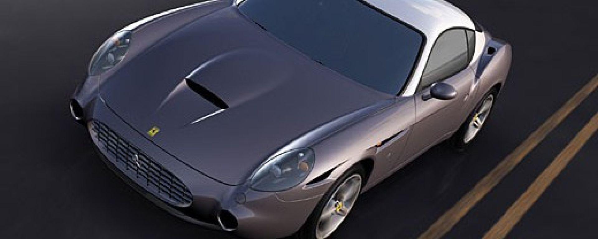 Ferrari 575 GTZ: le nuove immagini