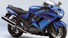 Kawasaki ZZ-R 1400 - Immagine: 1