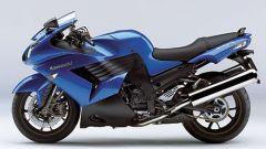 Kawasaki ZZ-R 1400 - Immagine: 2