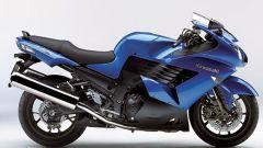 Kawasaki ZZ-R 1400 - Immagine: 3