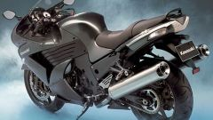 Kawasaki ZZ-R 1400 - Immagine: 8
