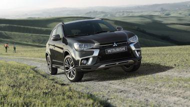 Listino prezzi Mitsubishi ASX