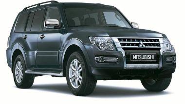 Listino prezzi Mitsubishi Pajero