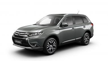 Listino prezzi Mitsubishi Outlander