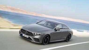 Listino prezzi Mercedes-Benz CLS Coupé