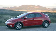 Honda Civic: premio per il design - Immagine: 2