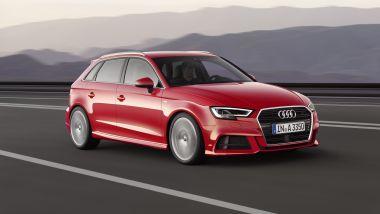 Listino prezzi Audi A3 Sportback