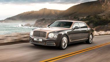 Listino prezzi Bentley Mulsanne
