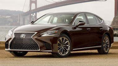 Listino prezzi Lexus LS
