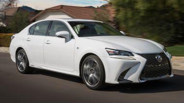 Listino prezzi Lexus GS