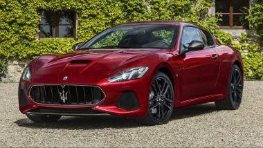 Listino prezzi Maserati GranTurismo