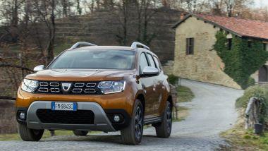 Listino prezzi Dacia Duster