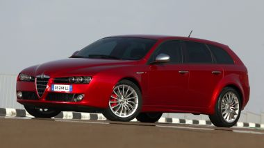 Listino prezzi Alfa Romeo 159 Sportwagon
